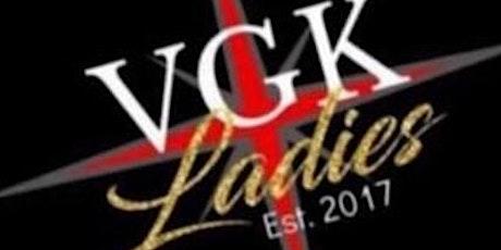 VGK Ladies 1st Responders Appreciation Dinner tickets