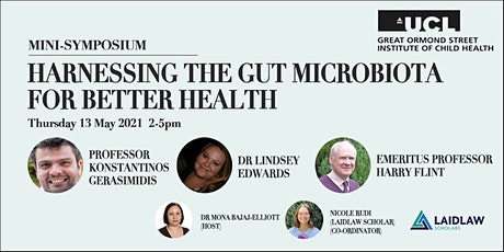 UCL Mini-Symposium: Harnessing the Gut Microbiota for Better Health tickets