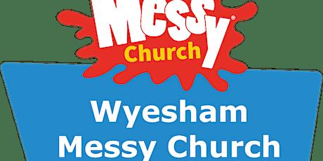 Wyesham Messy Church tickets
