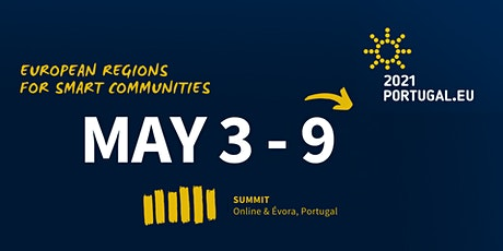 European Regions Summit for Smart Communities bilhetes