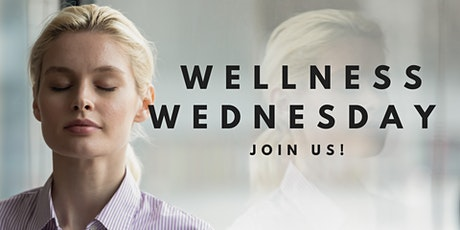 Wellness Wednesday with VickyAvis TempleSpa tickets