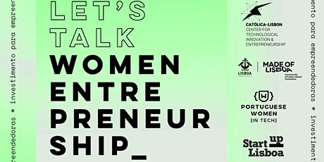 Investimento para Empreendedoras  (Evento Online) bilhetes