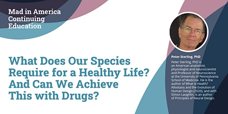 What Does Our Species Require for a Healthy Life? tickets