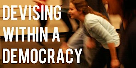 Devising Within a Democracy: Cultivating Design with Kate & Marika tickets