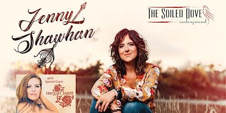 Jenny Shawhan tickets