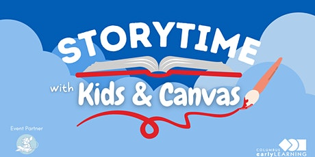 Storytime with Kids and Canvas - Oge Mora tickets