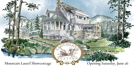 Cloudland Station Designer Showcottage tickets