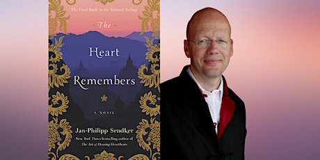 The Heart Remembers with Jan-Philipp Sendker tickets