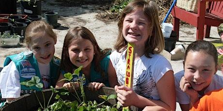 """Budding Botanists"": Garden Camp - Week 3: July 19-23rd tickets"