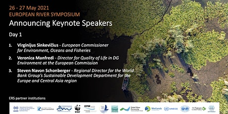 EUROPEAN RIVER SYMPOSIUM 2021 tickets