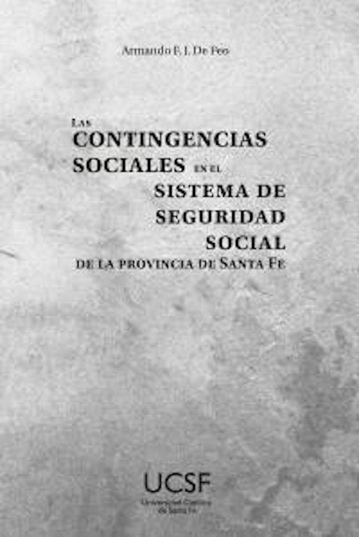 Imagen de Las contigencias sociales en el sistema de seguridad social de la Provincia