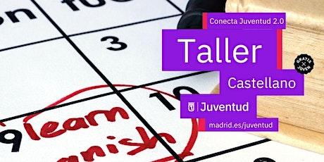 Clases de castellano/ Clases de español tickets