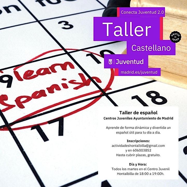 Imagen de Clases de castellano/ Clases de español