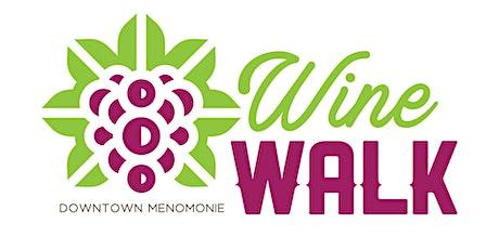 Wine Walk tickets