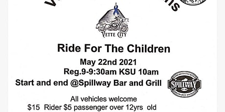 1st annual ride for the Children By Guardians of the Children tickets