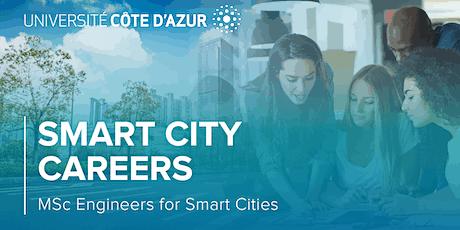 Smart City Careers tickets