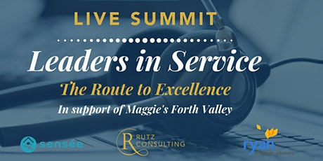 Leaders in Service - The Route to Excellence tickets