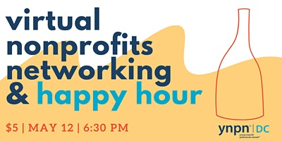 May Happy Hour with YNPNdc