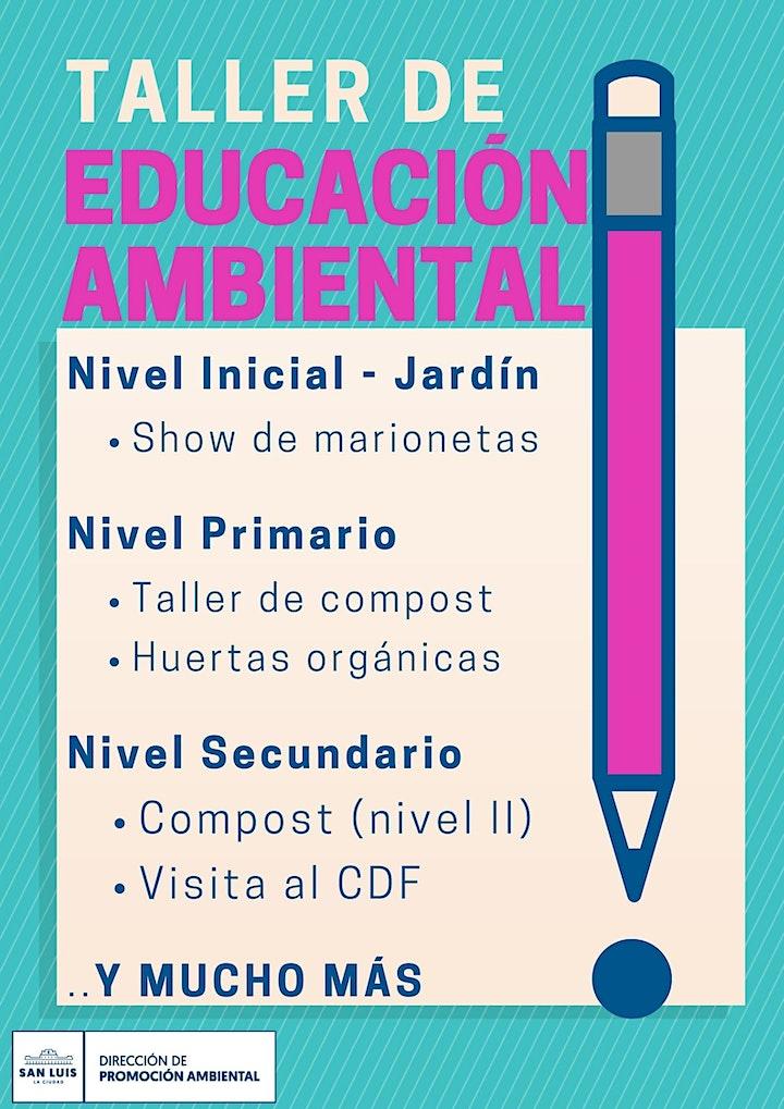 Imagen de Taller de Educación Ambiental