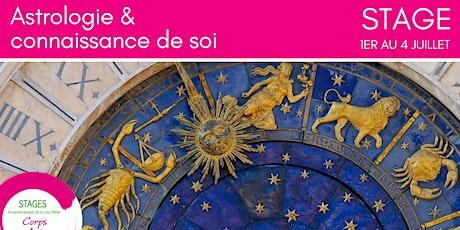 Stage d'été : Astrologie et connaissance de soi billets