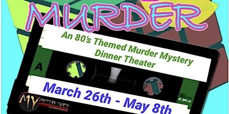 Murder Mystery Dinner Theater tickets