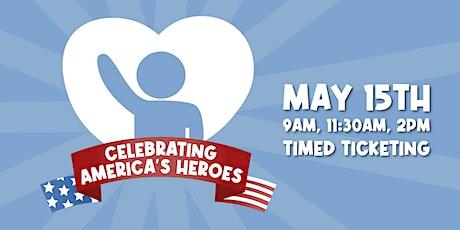 Celebrating America's Heroes tickets