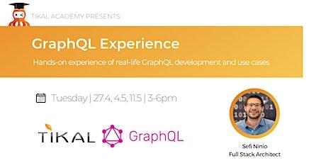 GraphQL Experience tickets