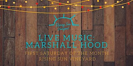 Live Music: Marshall Hood tickets