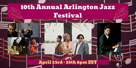 10th Annual Arlington Jazz Festival tickets