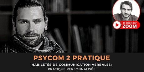 Psycom 2 Pratique - virtuel en direct - 17 juillet 2021 tickets