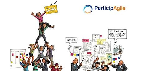 Ontwikkel samenwerking en agility in jouw organisatie ! billets