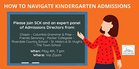 How To Navigate Kindergarten Admissions tickets