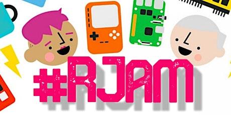 #RJam: Sci-Fi July 5Jul21 tickets