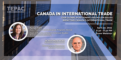 Canada in International Trade tickets