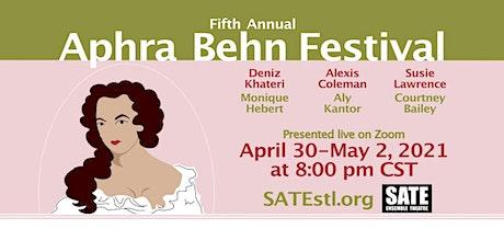 Aphra Behn Festival tickets