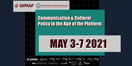 Communication & Cultural Policy Conference 2021 tickets