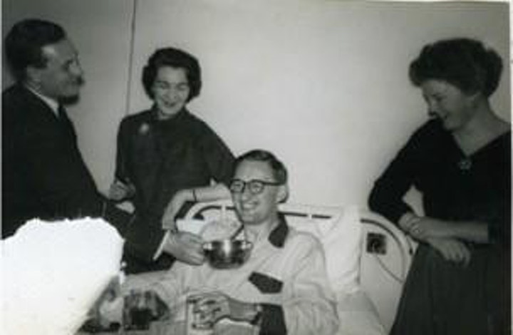 Doctors in their own words: voices from the archive image