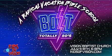A Tubular Vacation Bible School! tickets