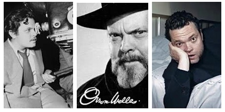 New Plaza Cinema Lecture -  Orson Welles: A Turbulent and Brilliant Life tickets