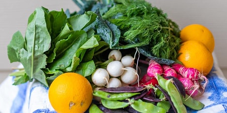 Farm Share Kitchen - Interactive Cooking Session with Connie Lacobie tickets