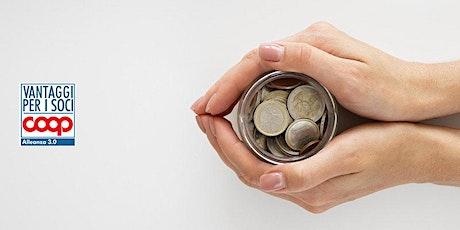 La gestione del denaro e del bilancio familiare - PROMO SOCI COOP biglietti