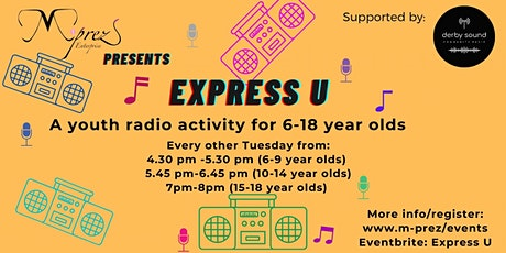 Express U (Youth Radio) billets