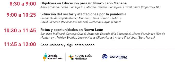 Imagen de Foros Nuevo León Mañana: Educación