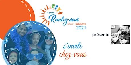 Grand Rendez-vous 2021 | Spectacle de Mohamed et ses djembés! billets
