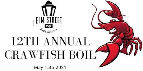 Elm St Pub's 12th Annual Crawfish Boil tickets
