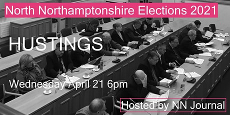 North Northamptonshire Election Hustings tickets