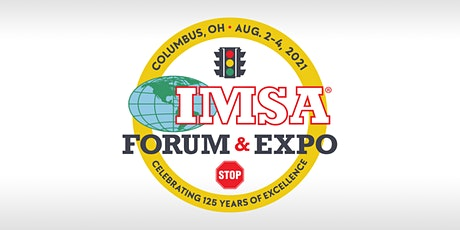 2021 IMSA Forum & Expo tickets