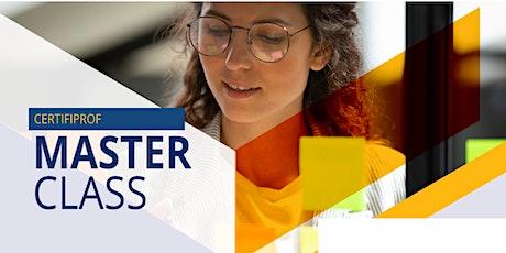 MasterClass: Innovación y desafíos de la transformación del sector COAC entradas