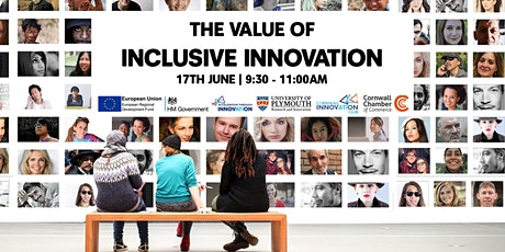 Cornwall Innovation Club: The Value of Inclusive Innovation tickets