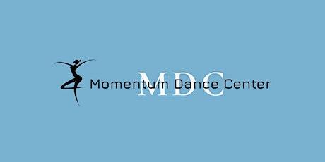 June 13th 2021 Showcase @2pm - Momentum Dance Center tickets